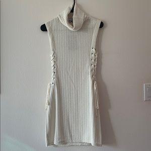 Sabo skirt cowl neck dress